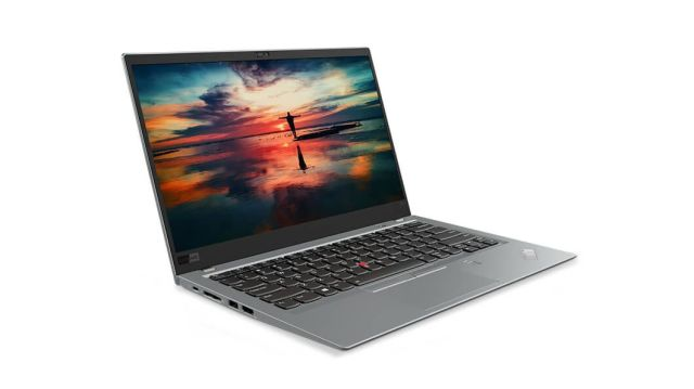 ■新品保証付■ThinkPad X1 Carbon 2018年モデル USキー シルバー /Windows 10 /Core i7-8550U /256GB SSD 16GB WQHD