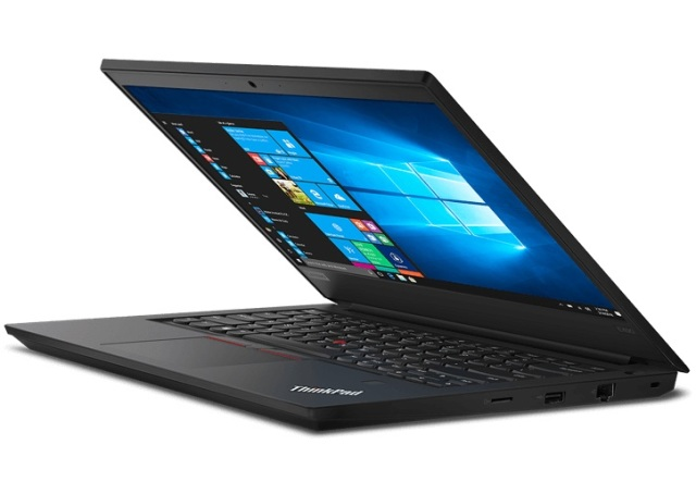 ■新品保証付■ThinkPad E490 /Windows 10 /Core i7-8565U /512GB SSD + 1TB 16GB FHD RX 550X