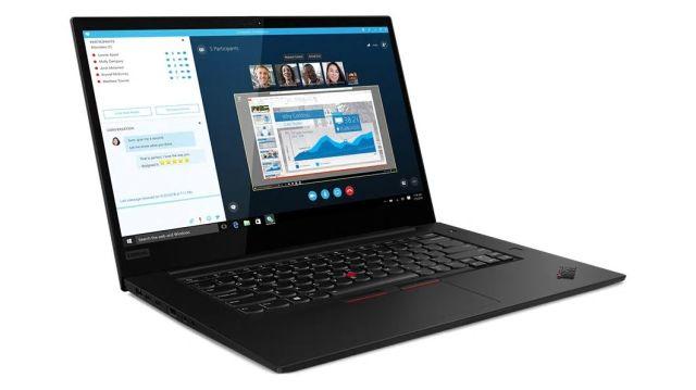 ■新品保証付■ThinkPad X1 Extreme 2019年モデル USキー /英語 Windows 10 Pro /Core i7-9850H /1TB SSD 32GB UHD GTX1650 IRカメラ