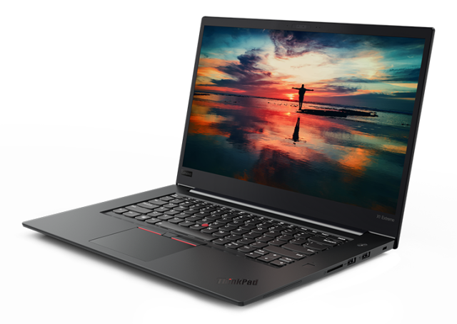 ■新品保証付■ThinkPad X1 Extreme /Windows 10 /Core i7-8850H /512GB + 256GB SSD 16GB FHD 1050Ti IRカメラ