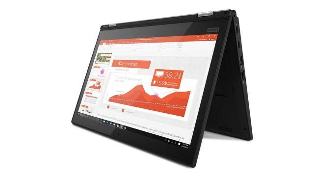 ■新品保証付■ThinkPad L380 Yoga /Windows 10 /Core i7-8550U /256GB SSD 4GB FHD IRカメラ タッチ+ペン