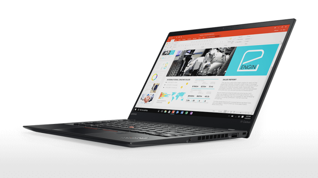 ■新品保証付■ThinkPad X1 Carbon /Win 10 Pro /Core i7-7500U /256GB 16GB FHD (BK) DPアダプタ