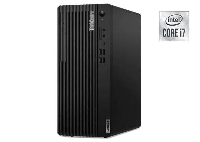 【再生品】ThinkCentre M80t Mini-Tower /Windows 10 Pro /Core i7-10700F /512GB SSD 16GB DVD RX550X 無線