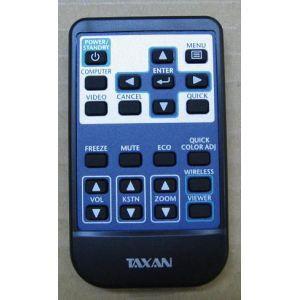 TAXAN KG-PS125X用カード型リモコン