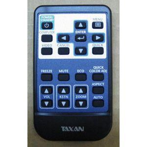 TAXAN KG-PS100S/120X用カード型リモコン