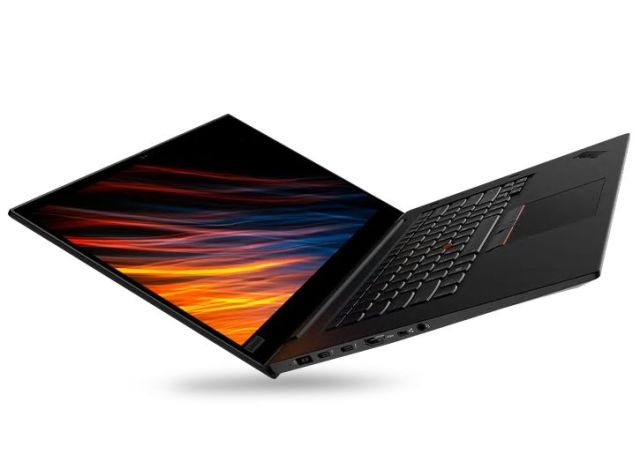 ■新品保証付■ThinkPad P1 (Gen2) /Windows 10 /Core i7-9750H /256GB SSD 16GB UHD T1000 Office IRカメラ