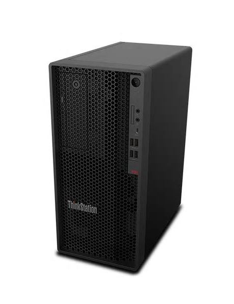 ■新品保証付■ThinkStation P340 Tower /Windows 10 Pro /Core i7-10700K /1TB SSD 16GB P2200 DVD 無線 Office