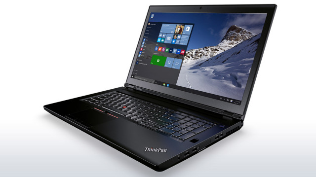 【再生品】ThinkPad P70 /Win 7 Pro /Core i7-6700HQ /500GB 8GB FHD M600M