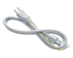 TAXAN KG-PL033W & PL011S用電源コード