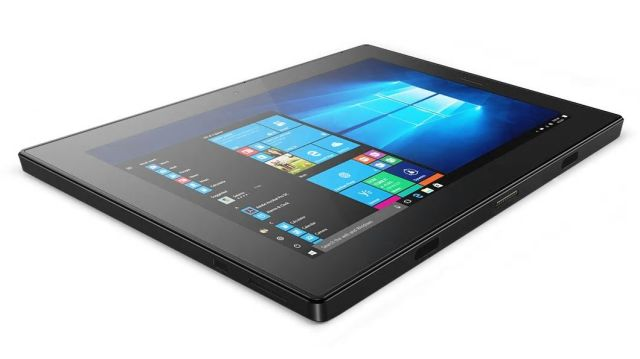 ■新品保証付■Lenovo Tablet 10 /Windows 10 Pro /Celeron N4000 /64GB 4GB WUXGA タッチ+ペン