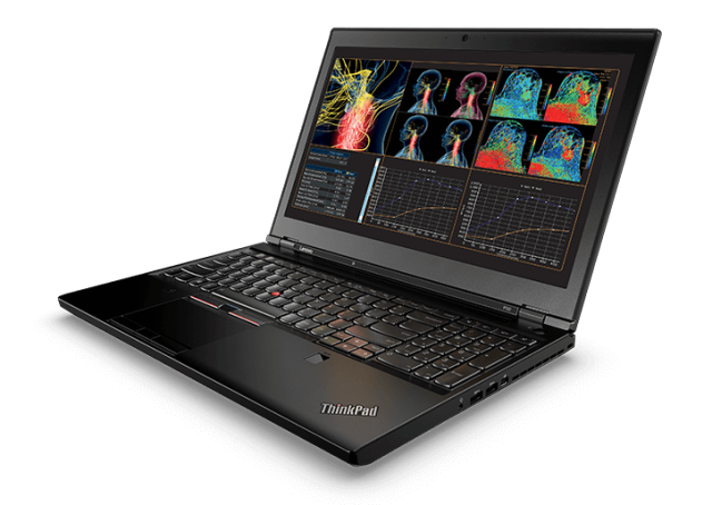 【再生品】ThinkPad P50 /Win 10 Pro /Core i7-6820HQ /512GB 16GB FHD M2000M