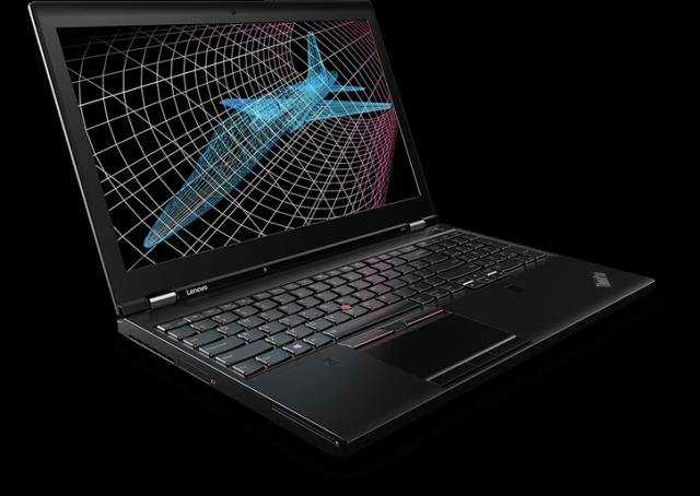 【再生品】ThinkPad P51 /Windows 10 Pro /Core i7-7820HQ /512GB SSD 64GB FHD M2200 カラーセンサー