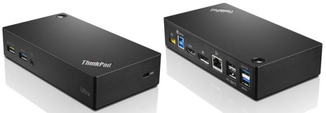 【再生品】ThinkPad USB3.0 ウルトラドック 40A80045JP