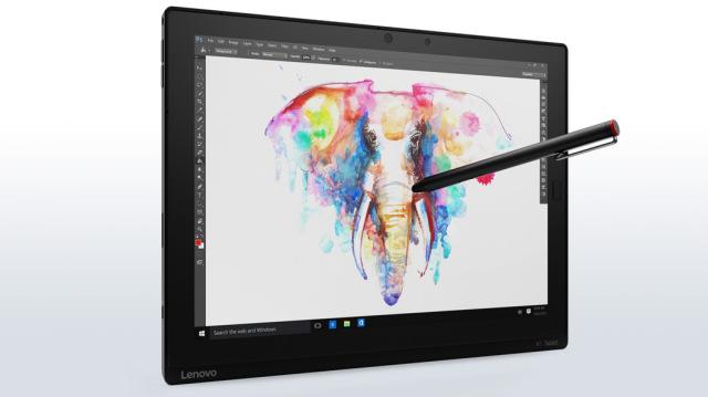 ■新品保証付■ThinkPad X1 Tablet /Win 10 Pro /Core m5-6Y57 /128GB 4GB FHD+ ペン