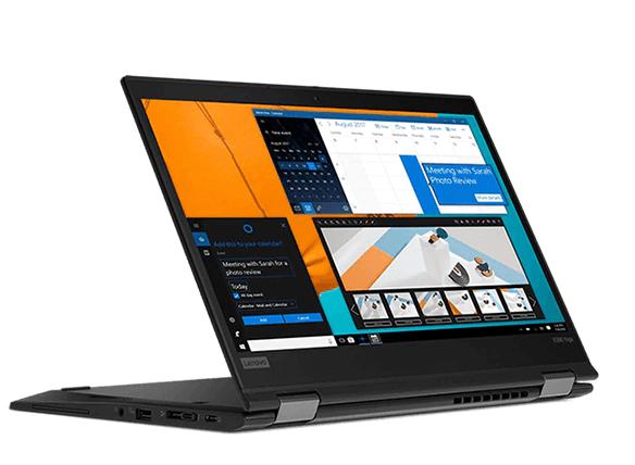【再生品】ThinkPad X390 Yoga /Windows 10 Pro /Core i7-8665U /256GB SSD 16GB FHD タッチ+ペン