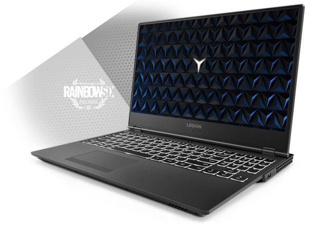 【再生品】Lenovo Legion Y530 USキー /Windows 10 /Core i5-8300H /256GB SSD + 1TB 16GB FHD GTX 1050 Ti