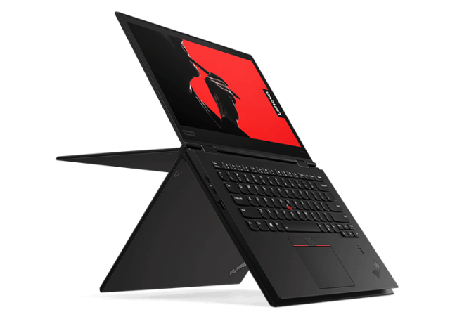 ■新品保証付■ThinkPad X1 Yoga 2018年モデル /Windows 10 Pro /Core i7-8550U /512GB SSD 8GB WQHD タッチ+ペン