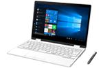 【再生品Aランク】LIFEBOOK MH75/D2 /Windows 10 /Core i5-8200Y /256GB SSD 8GB 13.3型 FHD タッチ+ペン プレミアムホワイト