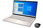 【再生品Aランク】LIFEBOOK NH78/E3 /Windows 10 /AMD Ryzen 7 4700U /1TB SSD 8GB 17.3型 FHD Blu-ray シャンパンゴールド