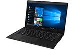 【再生品Sランク】LIFEBOOK UH93/C3 /Windows 10 /Core i7-8565U /512GB SSD 8GB FHD ピクトブラック