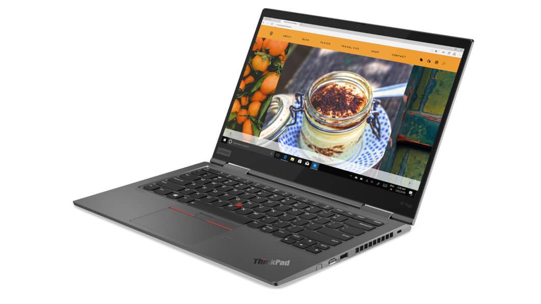■新品保証付■ThinkPad X1 Yoga Gen5 /Windows 10 /Core i7-10510U /512GB SSD 8GB WQHD タッチ+ペン