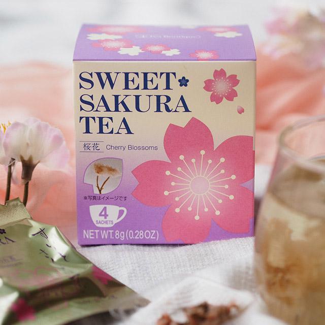 スイートサクラティー 桜花