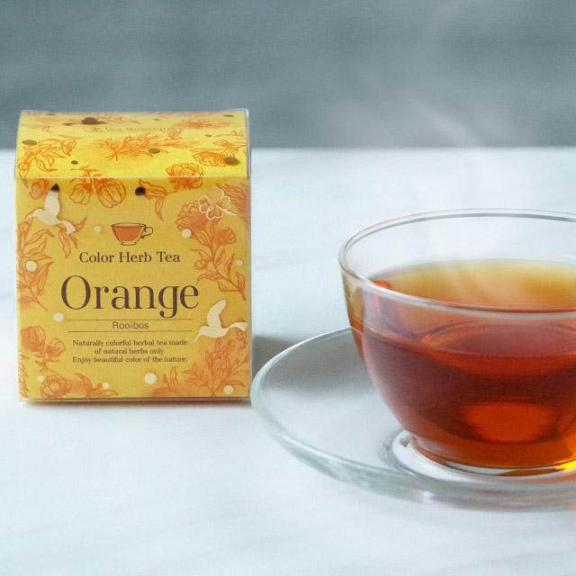 カラーハーブティー オレンジ