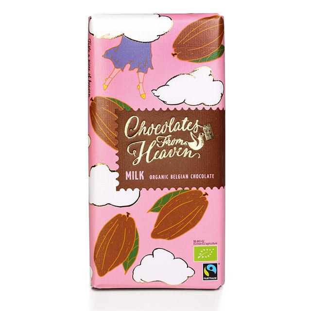 チョコレートフロムヘブン ミルク