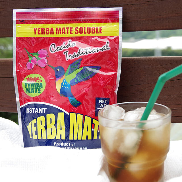 マテ茶 インスタント