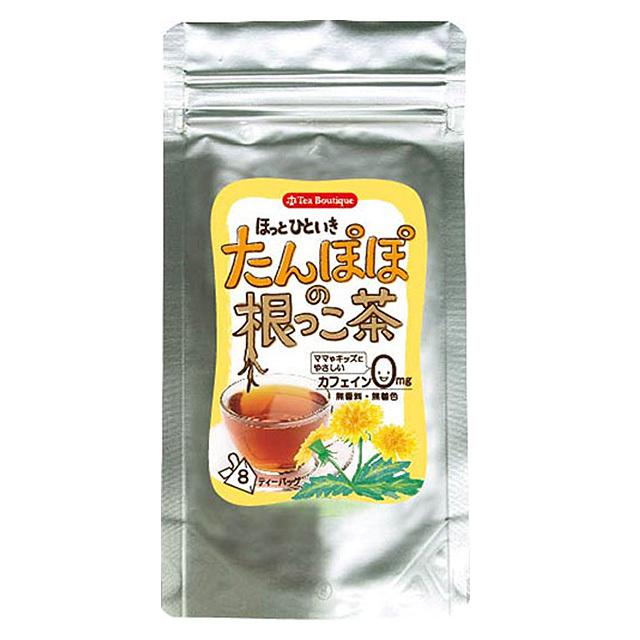 たんぽぽの根っこ茶