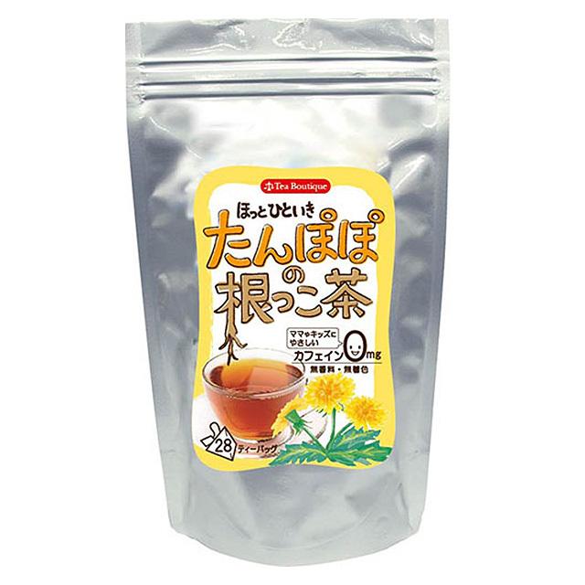 タンポポの根っこ茶