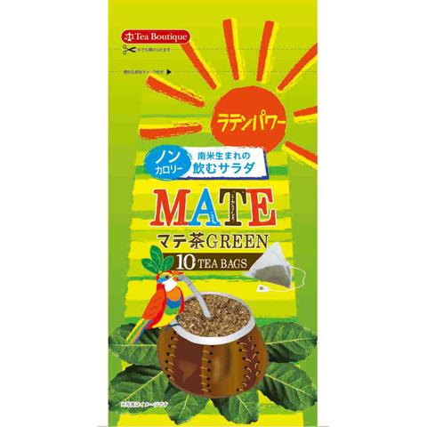 マテ茶三角ティーバッグ マテ・グリーン
