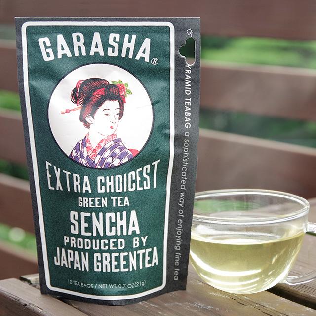 GARASHA(ガラシャ) 緑茶/煎茶