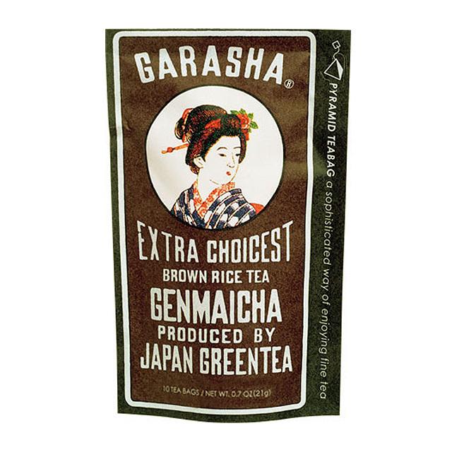 GARASHA(ガラシャ)玄米茶