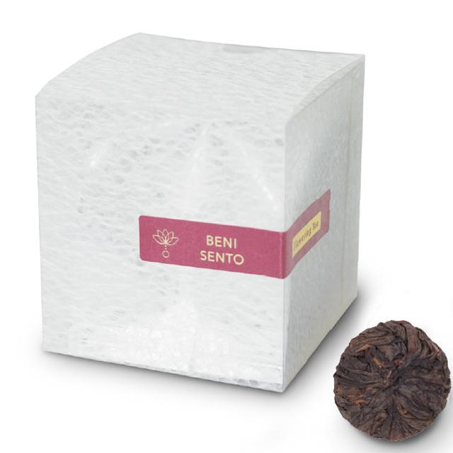 工芸茶 紅仙桃