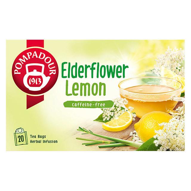 エルダーフラワーレモン