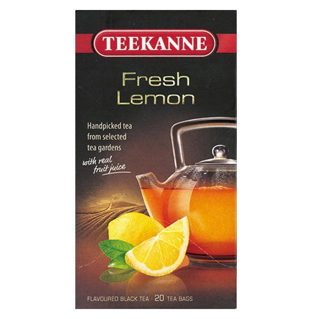 ティーカネン ゴールドシリーズ フレッシュレモン