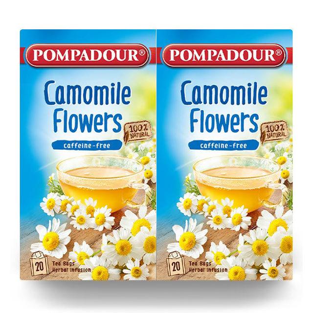 ポンパドール カモミール 2個セット