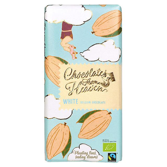 チョコレートフロムヘブン ホワイト