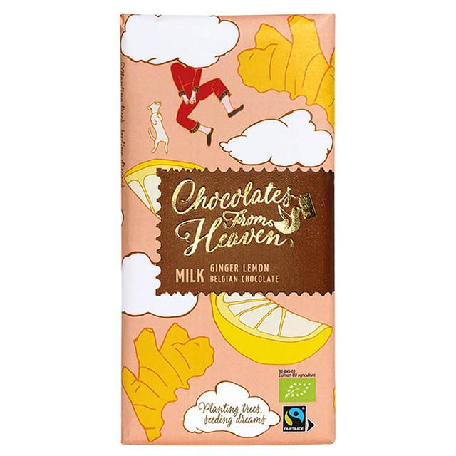 チョコレートフロムヘブン ジンジャー& レモン