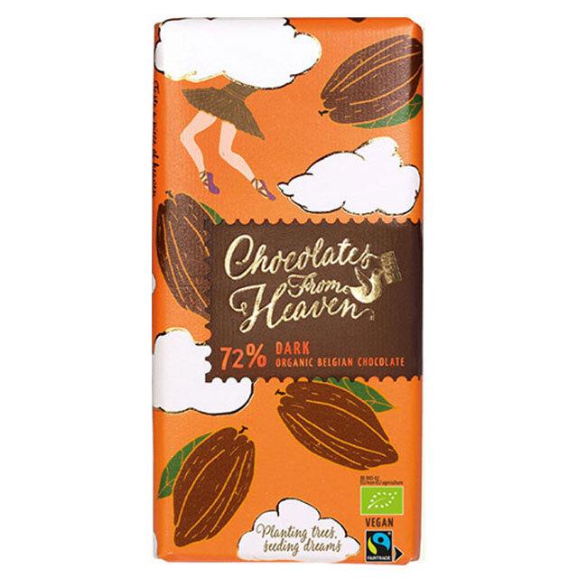 チョコレートフロムヘブン 72%ダーク