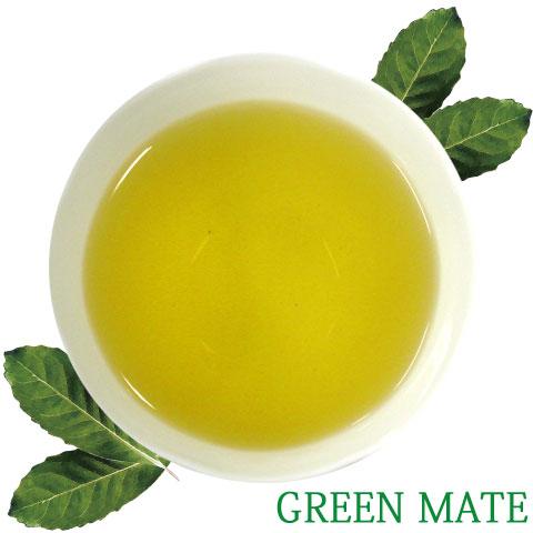 グリーンマテ茶