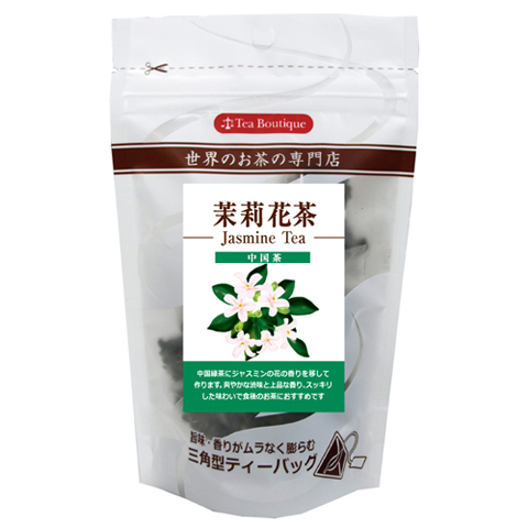 中国茶三角ティーバッグ 茉莉花茶 品番1459