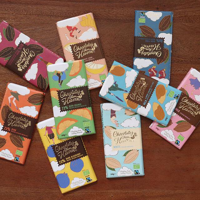 チョコレートフロムヘブン 集合