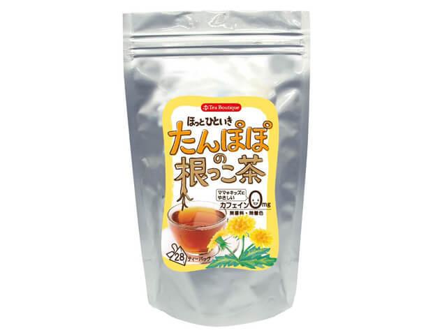 たんぽぽの根っこ茶(28ティーバッグ) 品番14221