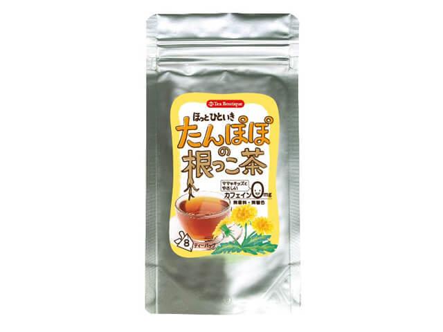 たんぽぽの根っこ茶(8ティーバッグ) 品番14220