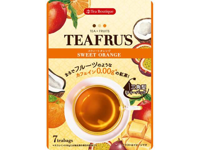 ティーフルズ TEAFRU'S スウィートオレンジ 品番50531