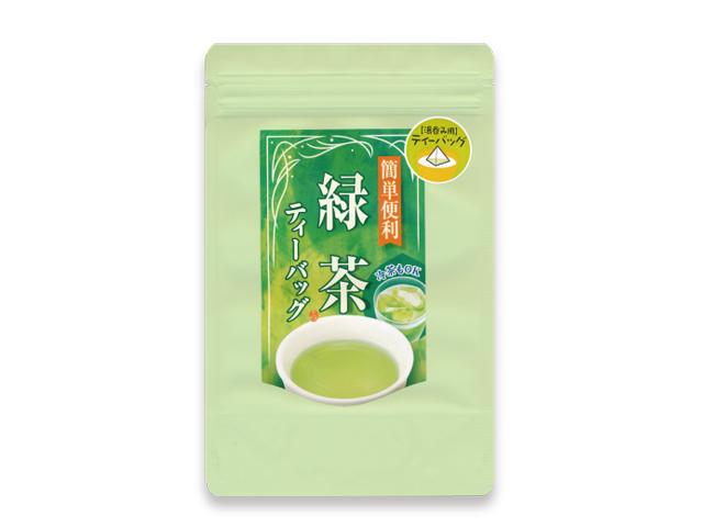 湯呑用煎茶ティーバッグ(3g×30P)【タグ付き】