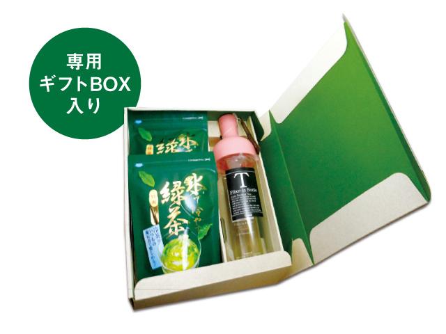 【ギフト】水出し緑茶 詰め合わせギフト