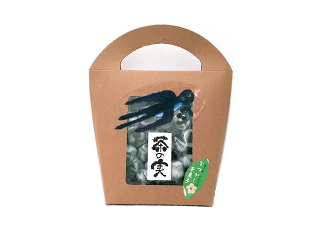 【お茶屋の和菓子】茶の実 ~緑茶~